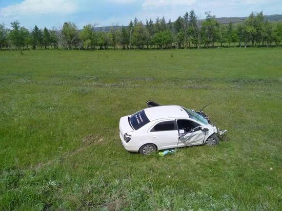Cтрашная авария в Башкирии: погибла женщина и пострадал ее двухлетний малыш