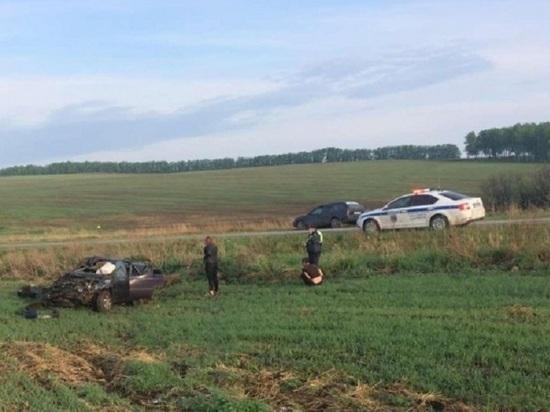 Двое подростков пострадали в ДТП в Черемховском районе