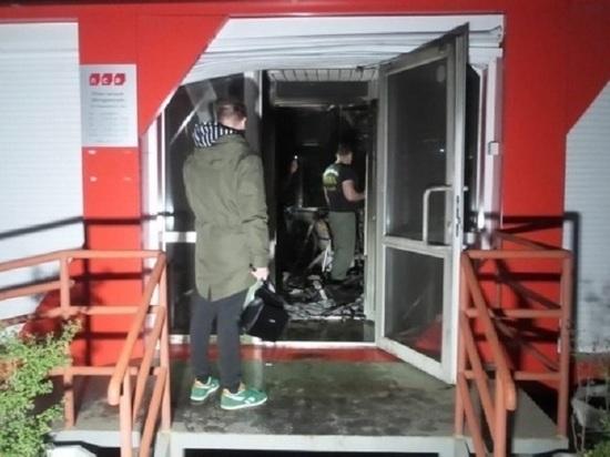 В Екатеринбурге сгорел офис федеральной строительной компании