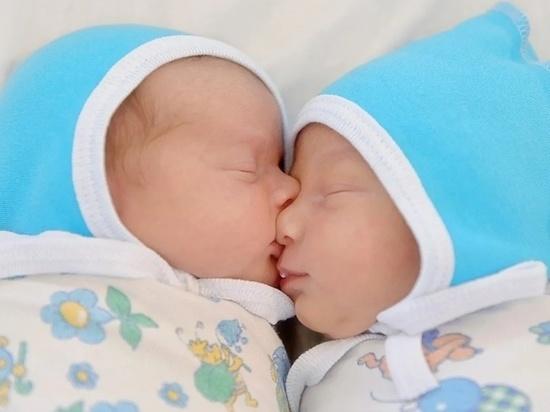 82 двойни родились в Чувашии с начала года