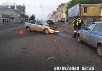 В Кирове столкнулись
