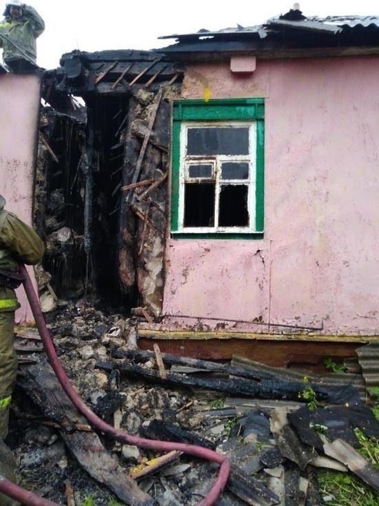 Каждый второй белгородский пожар – от сигареты