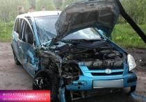 В Ивановской области пьяный водитель устроил ДТП с пятью пострадавшими