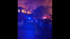 В Миннеаполисе продолжаются беспорядки: видео с места