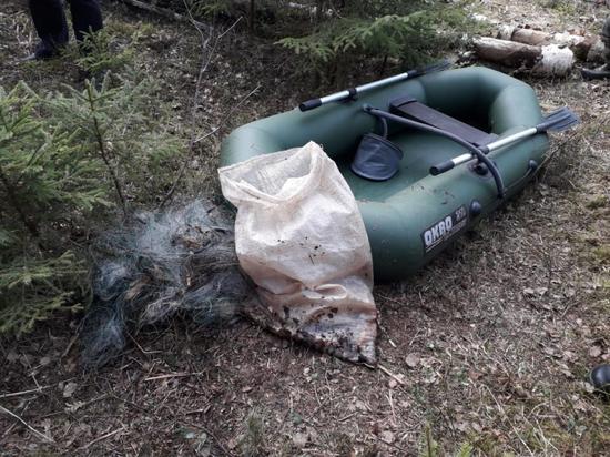 Сотрудники полиции поймали браконьера в Тверской области