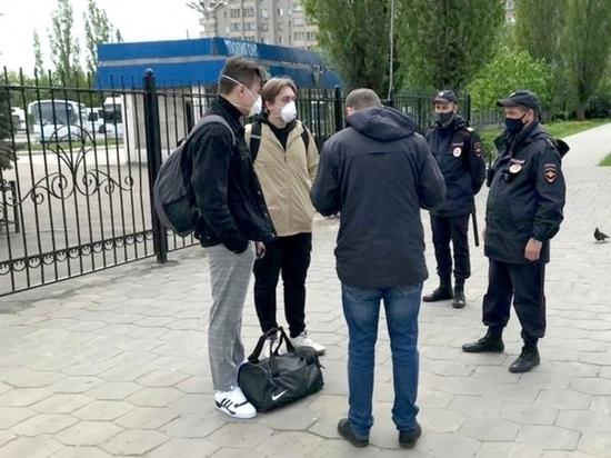 Досрочному снятию ограничений в Липецке помешало поведение жителей