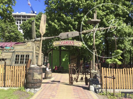 В Белгороде планируют открыть летние площадки кафе