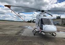 Больных из районов области будут доставлять в Курск на вертолете