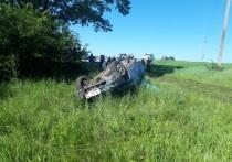 На Кубани погиб молодой водитель перевернувшегося ВАЗа