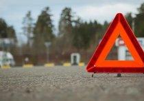 В Тверской области машина в результате ДТП вылетела в кювет