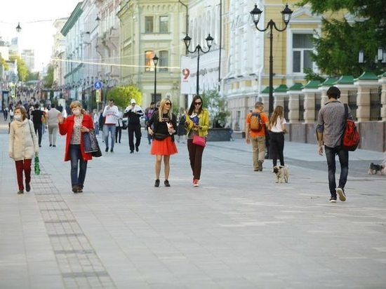 4643 заболевших коронавирусом проживают в Нижнем Новгороде
