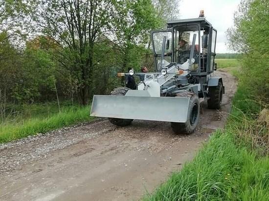 В Чехове приступили к ремонту дорог