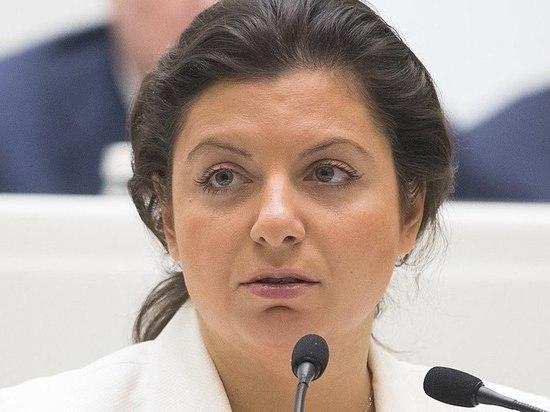 Симоньян заявила об угрозе гражданской войны в России из-за фейков
