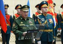 Шойгу вручил орден Суворова 58-й армии, принуждавшей Грузию к миру