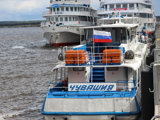 20 июня в Чебоксарах откроется навигация на Левый берег Волги