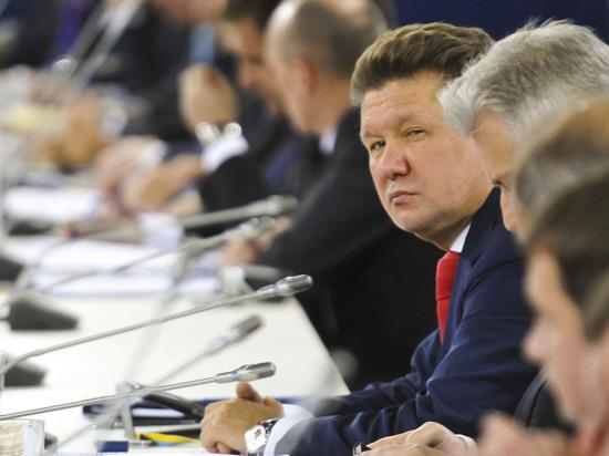 """""""Газпром"""" потребовал от Белоруссии вернуть долг за газ"""