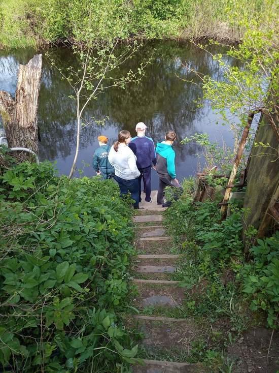 Подход к реке на дачах в Кеби оборудуют после гибели ребенка