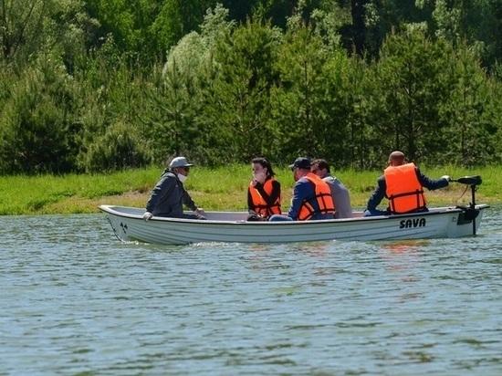 Минниханов оценил результаты экореабилитации озера Лебяжье