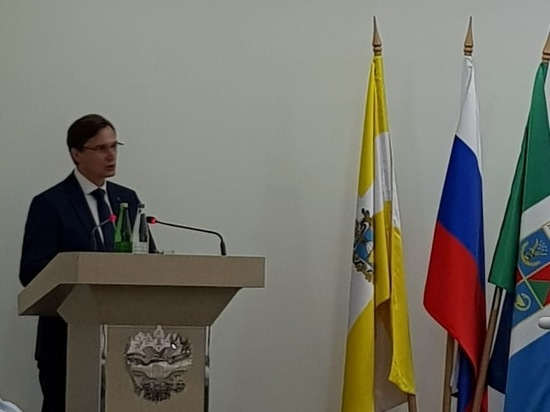 Глава Железноводска представил итоги ушедшего года
