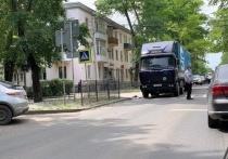Пожилая женщина пострадала в ДТП с участием фуры в Таганроге