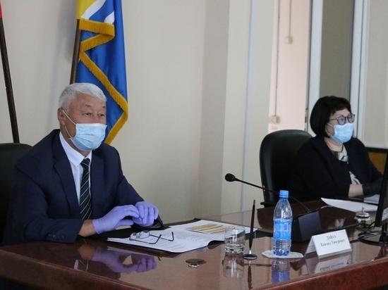 Принятие поправок в закон «О бюджетном процессе в Республике Тыва» продиктовано ситуацией, связанной с пандемией коронавируса