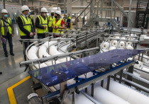 Завод санитарно-гигиенических изделий за 9,7 млрд запущен в Калужской области