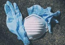 Использованные перчатки и маски предложили считать неопасными отходами