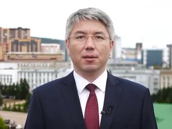Алексей Цыденов: «Я верю в счастливое будущее нашей Бурятии»