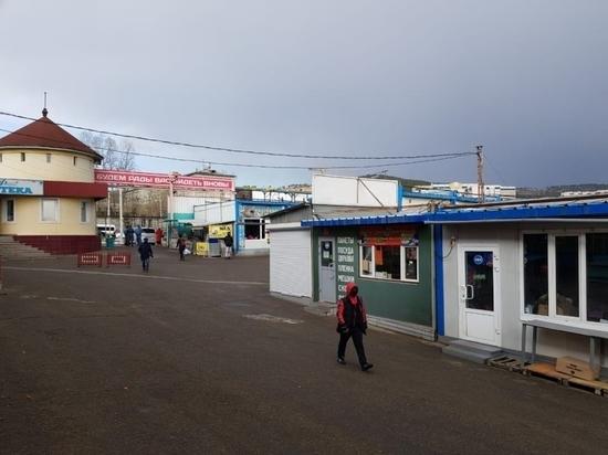 Закрытые по 2 июня магазины Читы могут работать через пункты выдачи