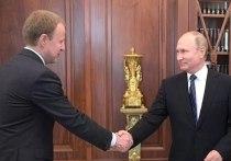 Два года назад Путин назначил Томенко врио губернатора Алтайского края