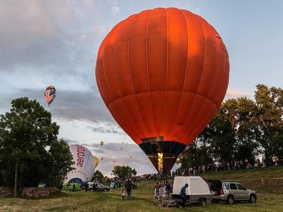 Озвучены даты проведения встречи воздухоплавателей в Великих Луках