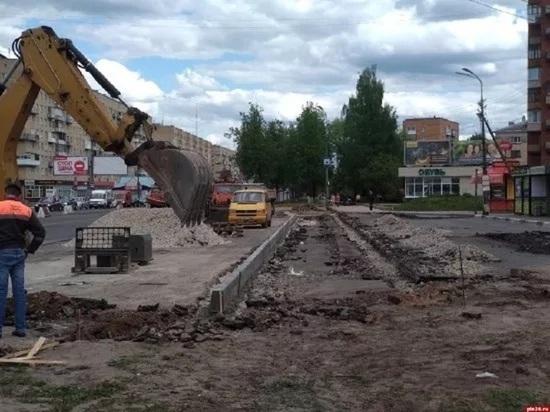 Проезд по участку Рижского проспекта в Пскове закроют с 1 июня