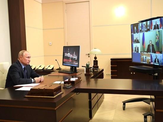 Путин предложил Совбезу обсудить открытие ряда стран для туристов