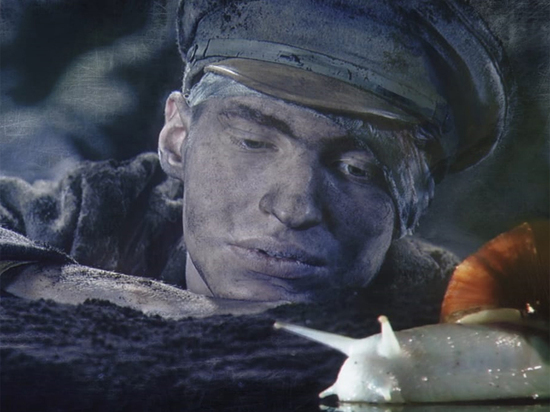 Роль поэта сыграл Владимир Кошевой, известный по роли молодого Сталина