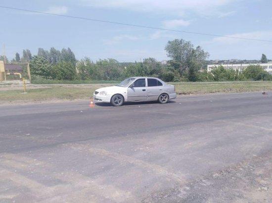Мужчина пострадал после ДТП с легковушкой в Новочеркасске