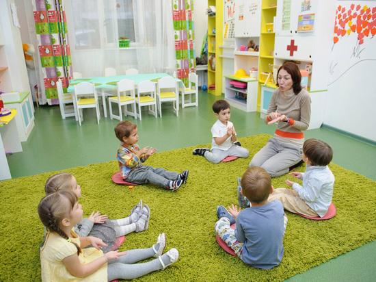 Дежурные группы в детских садах Серпухова будут работать до середины июня