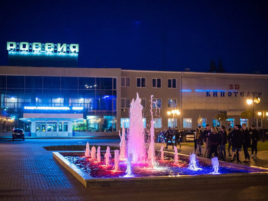 В Серпухове 1 июня запустят фонтаны