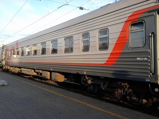 Размытые половодьем пути не позволили поезду из Петербурга доехать до Мурманска