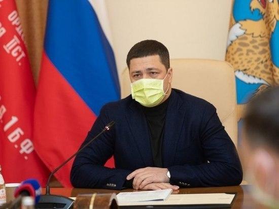 В Псковской области могут ограничить передвижения между муниципалитетами при вспышках коронавируса