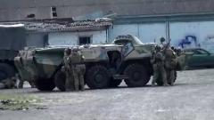 В Ингушетии нейтрализовали двух боевиков: видео спецоперации