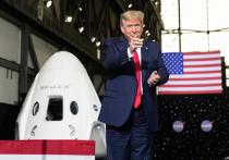 После удачного запуска Crew Dragon Трамп пообещал новое супероружие