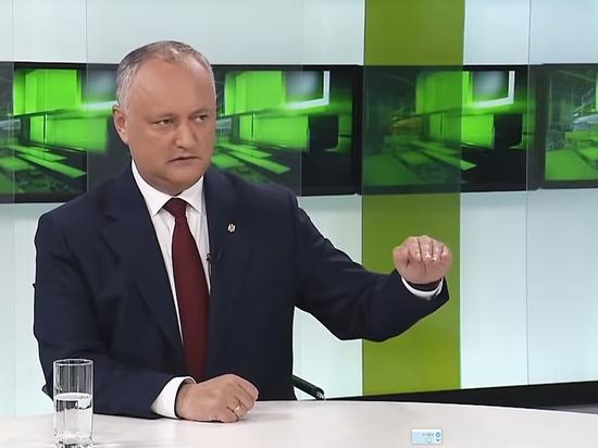 Игорь Додон: В коалиции ПСРМ – ДПМ могло бы быть 58 депутатов