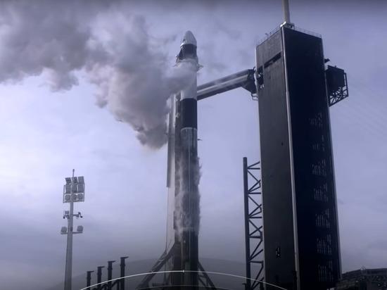 В Госдуме заявили о российском происхождении космического корабля Crew Dragon