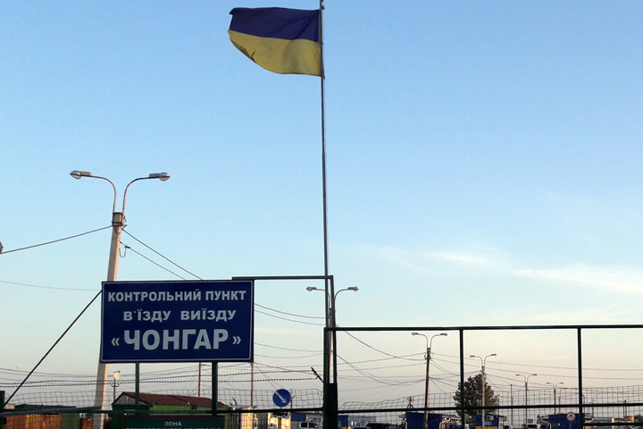 Похитили или сбежал: украинский десантник в Крыму стал причиной скандала