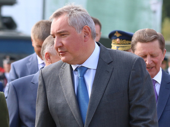 Рогозин объяснил, что спас российскую космонавтику заявлением про батут