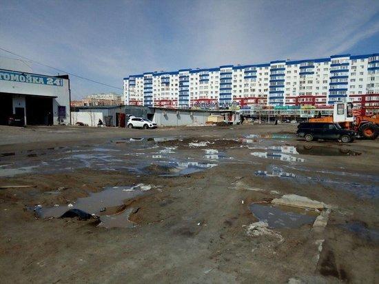 В Сургуте опять отложили ремонт проезда Мунарева