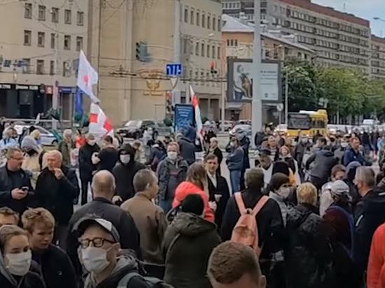 МВД Белоруссии: в стране серьезно накалилась ситуация накануне выборов