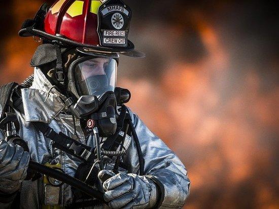 В Кувандыке на пожаре скончалась женщина пожилого возраста