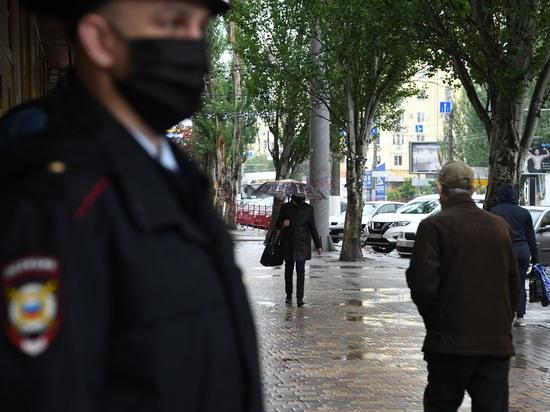 В Волгоградской области в выходные выявили 577 нарушителей режима