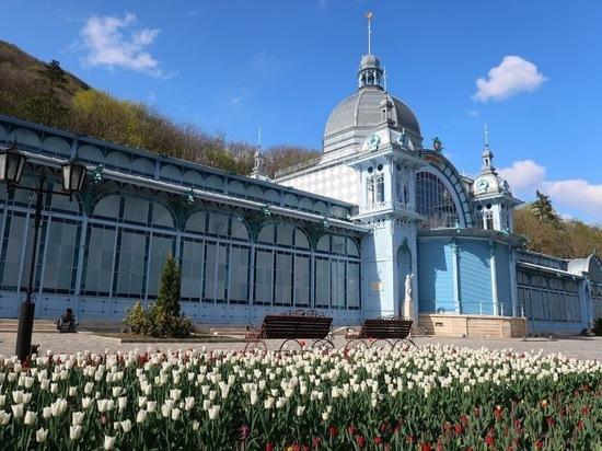 В Железноводске нанесут социальную разметку нанесут в Курортном парке
